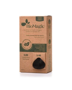 Biomagic Hair Color Cream Kit 3.00 Dark Brown