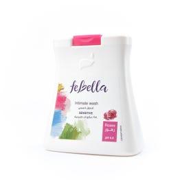 Febella Intimate Gel Wash Sensitive with Roses 250 ml