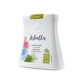 Febella Intimate Gel Wash Protective with Herbs 250 ml