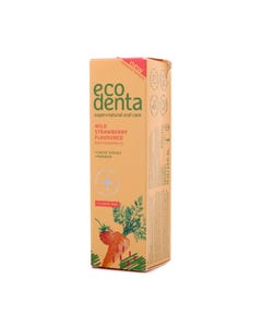 Ecodenta Wild Strawberry Kids Toothpaste 75 ml