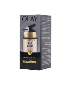 Olay Total Effect Anti-Aging Moisturiser SPF15 - 15 ml