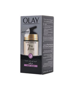 Olay Total Effect Night Firming Moinsturiser 15 ml