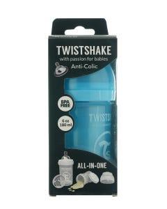 Twistshake Anti-Colic Pearl Blue 180 ml