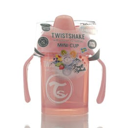 Twistshake Mini Cup Pastel Pink 4+m 230 ml