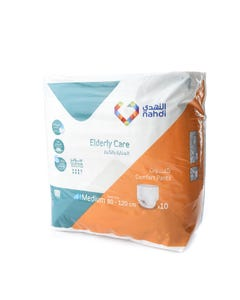 Nahdi Diapers Culotte Medium 10 pcs