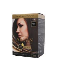 Argan Hair Coloring Oil Kit Chocolate 6.91