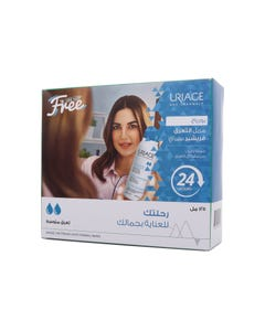 Uriage Fresh Deodorant Spray Kit (2+1)