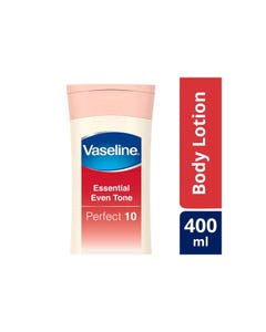 Vaseline Body Lotion Essential Even Tone Perfect10 - 400 ml