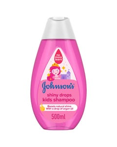 Johnson Shiny Drops Kids Shampoo 500 ml