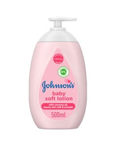 Johnson Baby Soft Lotion 500 ml