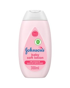 Johnson Baby Soft Lotion 300 ml