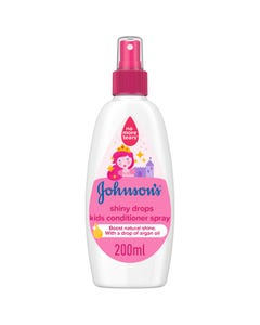 Johnson  Shiny Drops Kids Conditioner Spray 200 ml