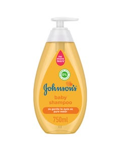 Johnson Baby Shampoo No More Tangles 750 ml