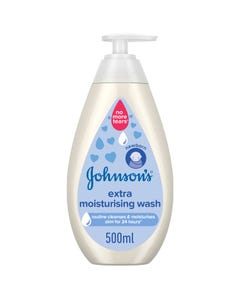Johnson extra moisturising wash 500 Ml