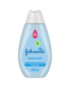 Johnson Baby Bath New 200 ml