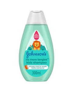 Johnson no more tangles kids Shampoo 300 ml