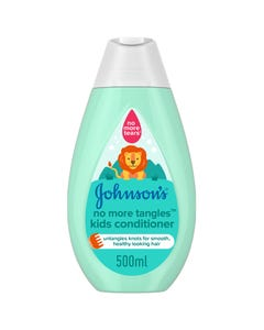 Johnson no more tangles kids Conditioner 500 ml