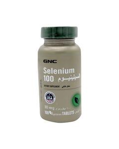GNC Selenium 100 mcg 100 Tablets