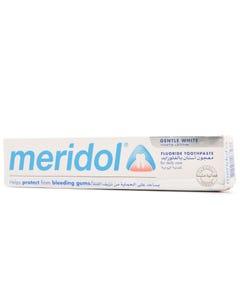 Meridol Toothpaste Gentle White 75ml