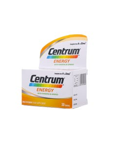 Centrum Energy 30 Tab