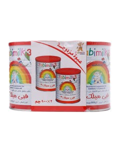 Fabimilk Stage 3 2*900g Family Pack