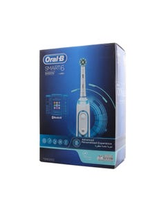 Oral-B Smart 6 (6000N) Power Toothbrush 3D Action