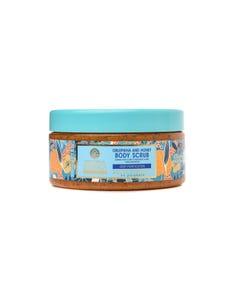 Natura Siberica Honey Body Scrub 300 ml
