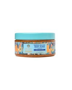 Natura Siberica Honey Body Scrub 300 ml