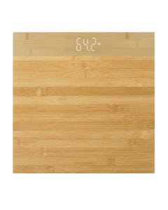 Medisana Personal Scale Bamboo PS 440