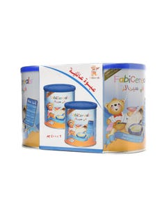 Fabicereals Rice family pack 2x400