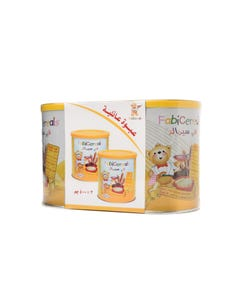 Fabicereals Dates family pack 2x400