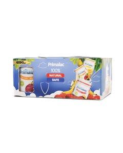 بريمالاك عبوة عائلية 6حباتx2(الموز&فواكه مشكله&تفاح و الموز)