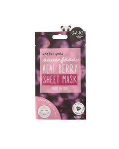 Oh K! Acai Berry Superfood Sheet Mask