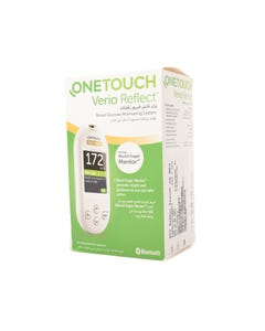 One Touch Verio Reflect Blood Glucose Monitor