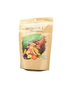 Hunter's Gourmet Mixed Vegetable Chips 75gm