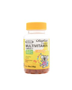 Mothernest Gummy Multivitamins & Omega3 (3gm) 60 Pcs