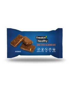 فريكين هيلثي بار بالشوكولاتة الخام واللوز 25 جم