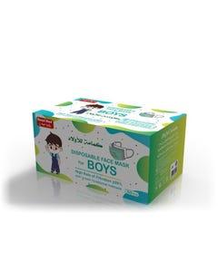 Band Med Medical Kids Face Mask - Boy 50 pcs