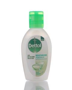 Dettol Moisturising Antibacterial Gel Aloe & Chamomile 50ml