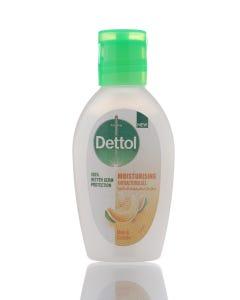 Dettol Moisturising Antibacterial Gel Melon & Cucumber 50ml