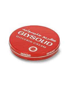 Glysolid Hand Cream Tube 80 ml