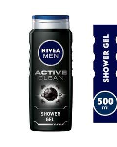 نيفيا جل الاستحمام للجسم و الوجه و الشعر 500 مل