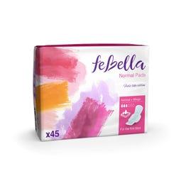 Febella  Normal Pads X45