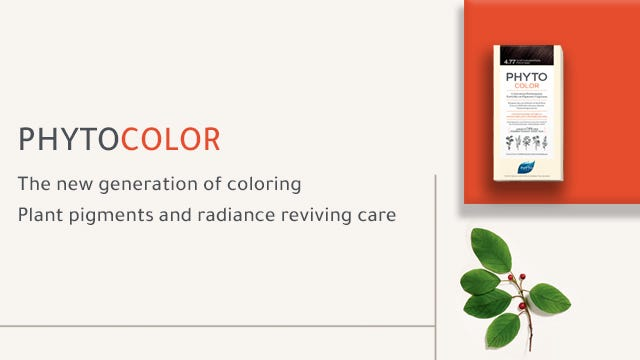 Phyto Color Banner En