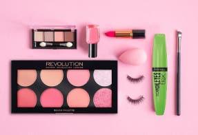 Makeup & Acc Card Ar