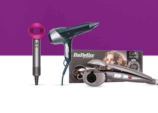 Hair styling Devices