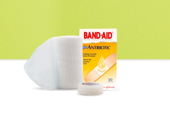 First Aid & Disposables