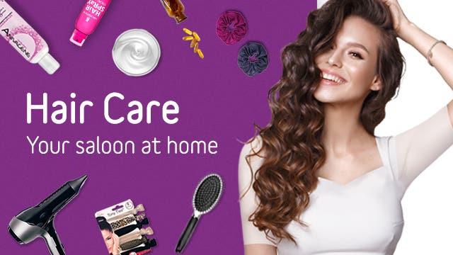 Hair Food Cat Banner En