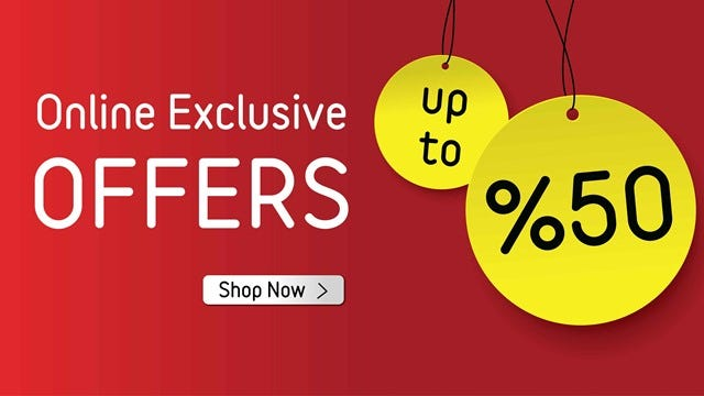 online-exclusive-offers