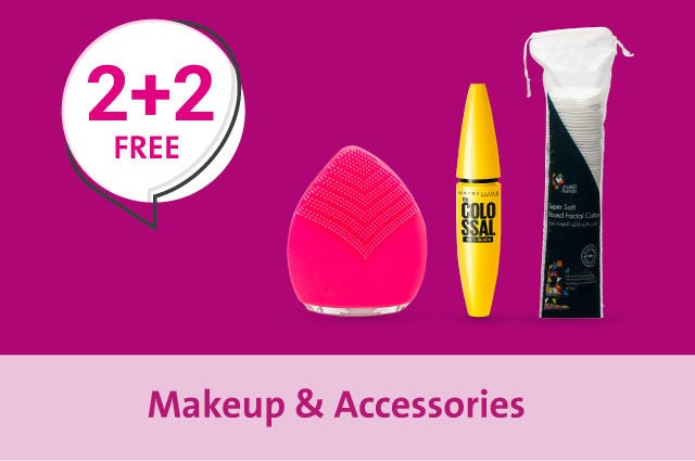Beauty Card - Makeup & Accessories En
